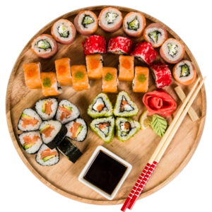 Суши для студентов со скидкой