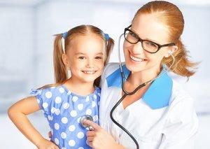 Записаться к врачу педиатру в Череповце