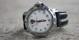 Качественные командирские часы