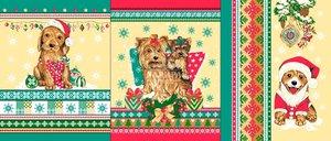 Поступление вафельного полотна с Новогодней символикой!