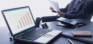 Сдача отчетности по электронным каналам связи в налоговые органы и внебюджетные фонды