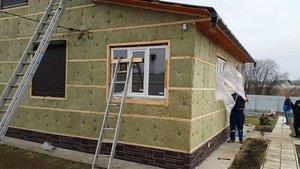 Услуги по утеплению деревянных домов в Череповце