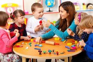 Частный детский садв Вологде