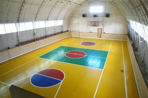 Открытие спортивного зала на ул. Дружбы 207, Тюмень