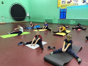 """""""Интересная физкультура"""" или Общая физическая подготовка в КВА-КВА"""