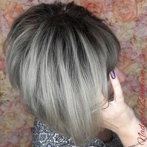 """Окрашивание волос в студии """"Beauty room"""""""