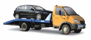 Помощь в эвакуации неисправного автомобиля