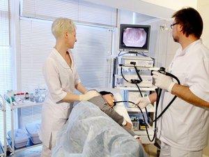 Гастроскопия желудка в Вологде
