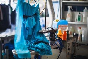Химчистка свадебных ивыпускных платьев— устраним любые загрязнения