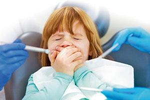 Как помочь ребенку побороть страх перед стоматологом