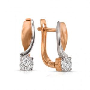 Купить серьги с бриллиантами в Череповце