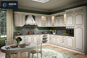 Купить кухню с угловым гарнитуром в Череповце