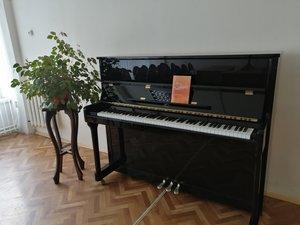 Новый музыкальный инструмент отечественного производителя – пианино «Мелодия» ООО «Тульская гармонь».