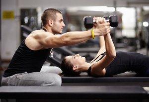 Записывайтесь на тренировки с нашим фитнес-тренером