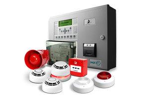 SECURITY MARKET поможет с системами пожарная безопасность для зданий