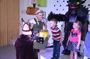 Проведение праздников различного формата в Вологде