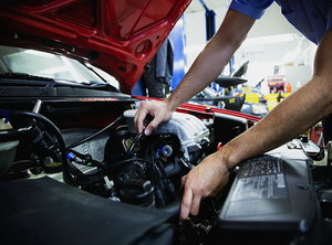 Ремонт двигателя автомобиля в Вологде