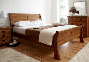 Купить кровать из массива в Вологде