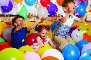 Помощь в проведении праздника для детей в Вологде