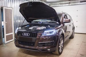 Ремонт Audi любой сложности Вологда