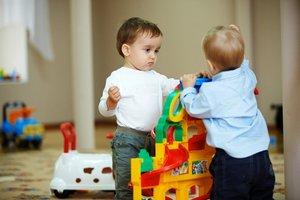 Адаптация малышей к детскому саду