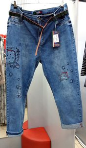 женские джинсы больших размеров в Череповце и Вологде