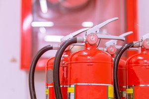 Купить огнетушитель в Оренбурге
