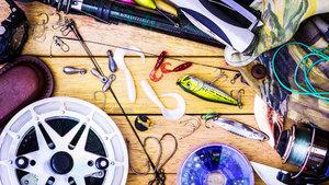 Товары для рыбалки. Огромный ассортимент по доступным ценам!