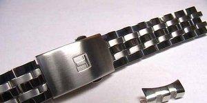 Укоротить браслет на наручных часах