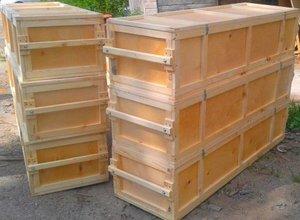 Деревянные ящики из качественных материалов, недорого!