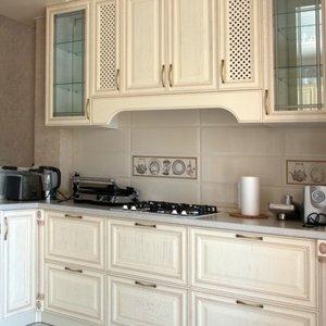 Патинированные фасады для кухонь