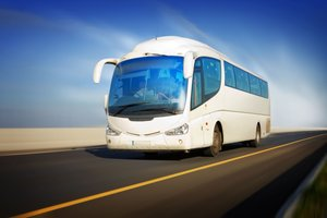 Пассажирские перевозки автобусным транспортом