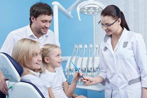 Семейная стоматология в Череповце