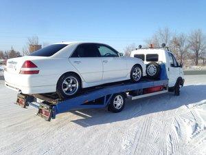 Эвакуация легковых автомобилей в Орске