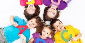 Английский язык для детей разных возрастов