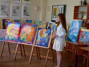 Записаться в художественную школу