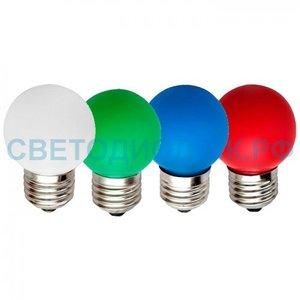 Цветные светодиодные лампы от 70 руб.