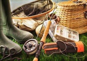 Товары для рыбалки в Вологде