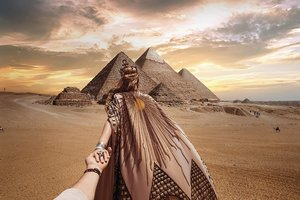 Египет из Москвы