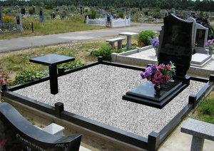 Кто занимается установкой памятников на могилу