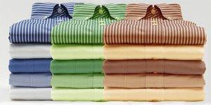 Глажка штор, рубашек и скатертей для корпоративных клиентов