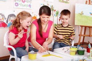 Уроки рисования для детей Вологда
