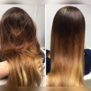 Что может быть лучше кератина в восстановлении волос?