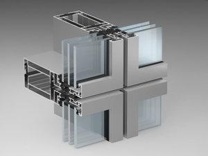 Фасадные системы от производителя Алютех