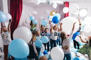 Шоу воздушных шаров в Вологде