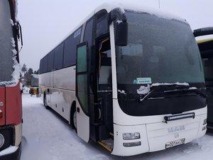 Аукцион на продажу автобуса MAN lions coach бывшего в употреблении