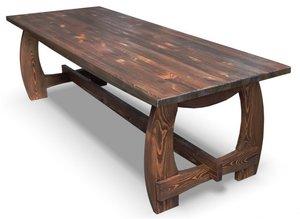 Купить стол из массива от производителя в Вологде