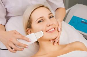 Сделать чистку лица у профессионального косметолога