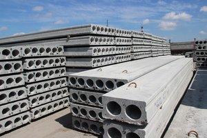 Продажа плит перекрытия и других железобетонных изделий