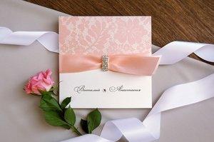 Купить приглашения на свадьбу